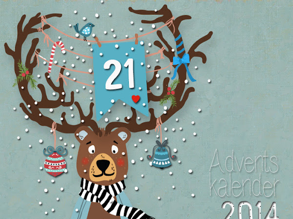 Lila-Lotta Adventskalender 2014 - Türchen Nr. 21