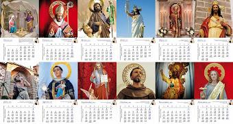 Calendario Parroquial 2015
