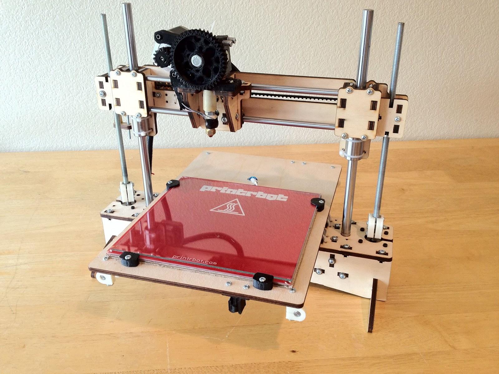 3d принтеры сделать своими руками