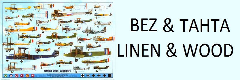 Bez ve Tahta / Linen and Wood