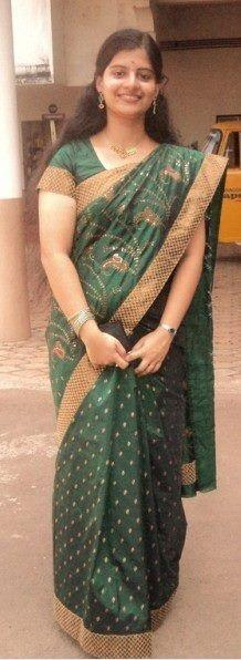 Homely Malayalam girl