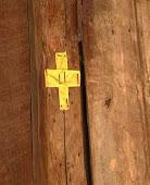 Estrella Taquiónica (Cruz griega amarilla).