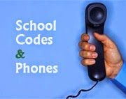 Telephone No.& School Code