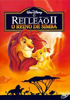 O Rei Leão 2: O Reino de Simba - BDRip Dual Áudio