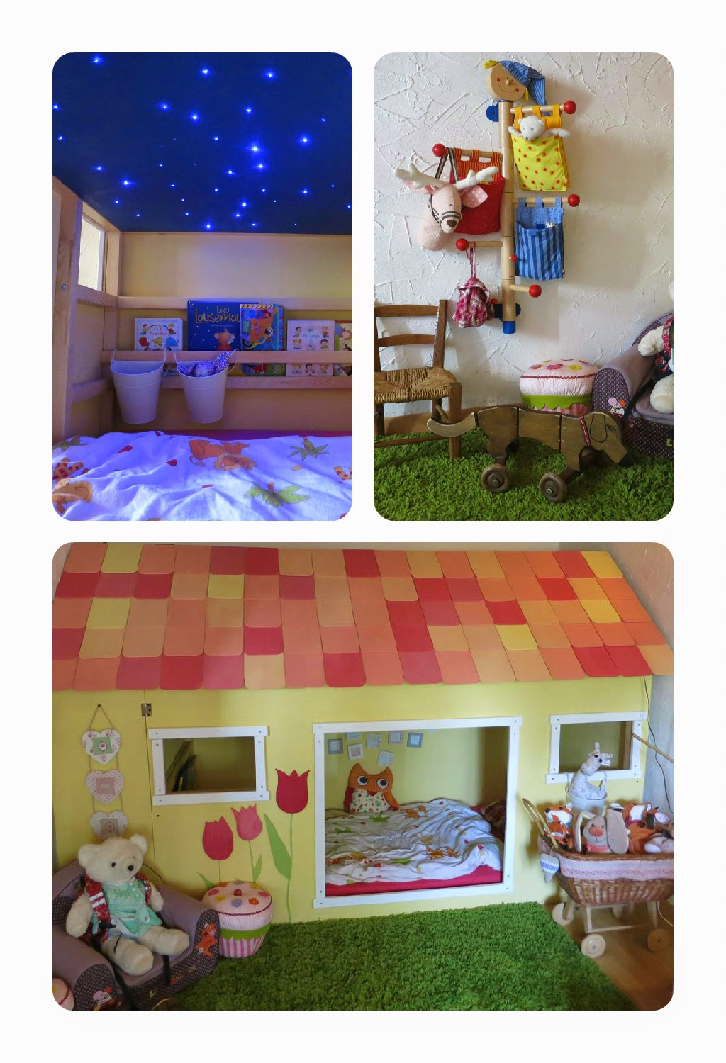 fanasaba kinderzimmer do it yourself. Black Bedroom Furniture Sets. Home Design Ideas