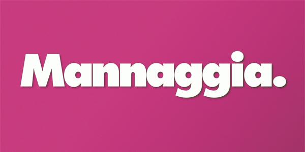mannaggia etimologia