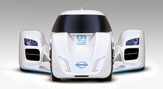 ElectricCar, EV, LeMans, Nissan, RaceCar, ZEODRC, Electric Car