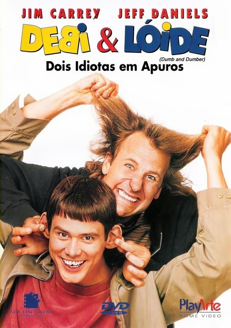 Debi e Lóide: Dois Idiotas em Apuros