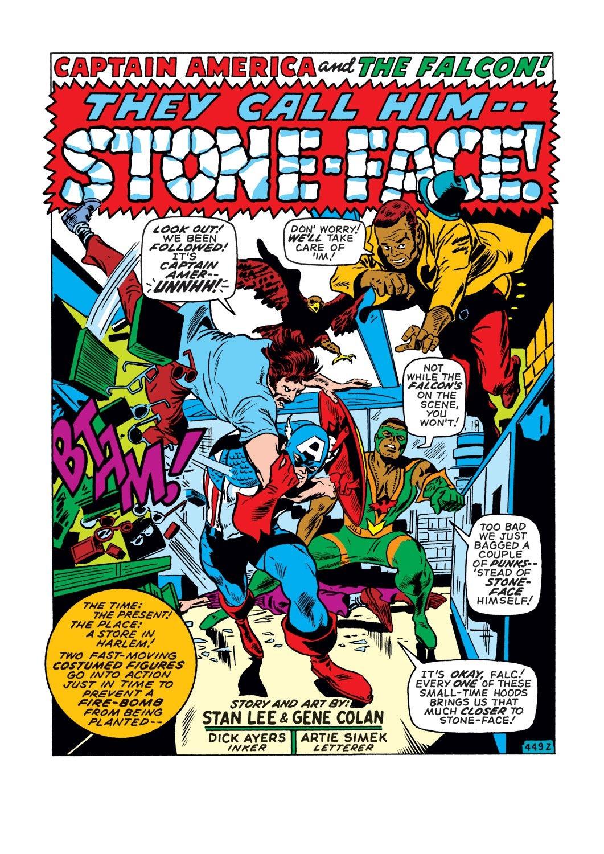 Captain America (1968) Issue #134 #48 - English 2