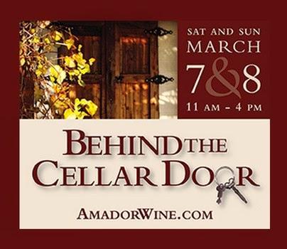 Behind the Cellar Door - Mar 7 & 8