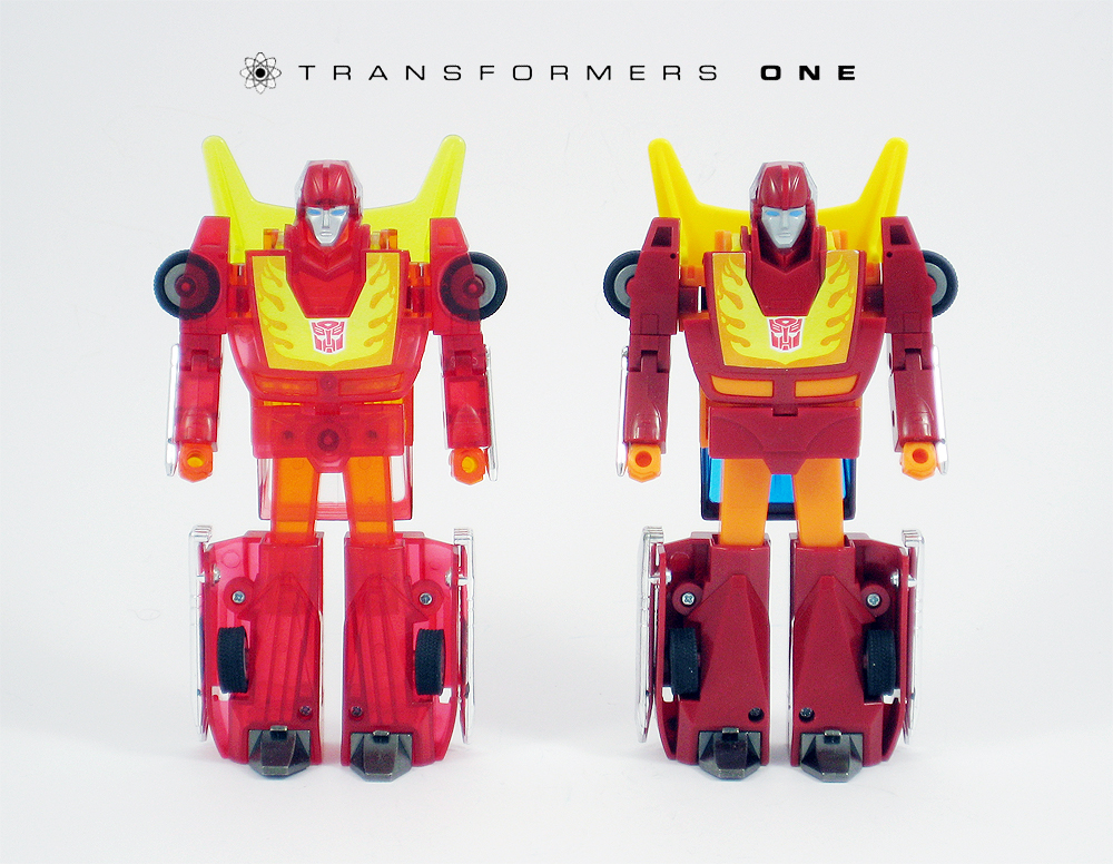Square One: Is Hot Rod the best G1 Transformer?
