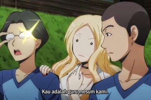 Ansatsu Kyoushitsu Episode 13 Subtitle Indonesia