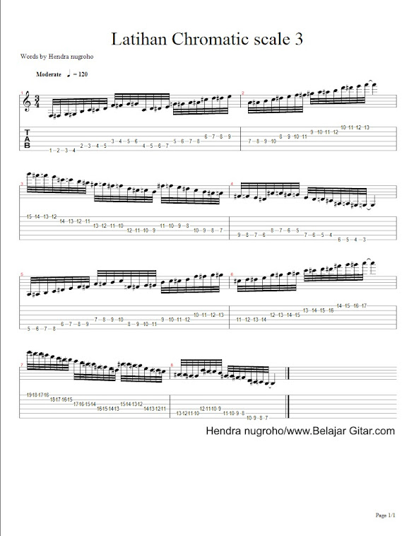 chromatic,arpeggio,harmonic minor - page 3