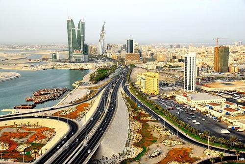 Manama , la capitale du Royaume de Bahreïn .