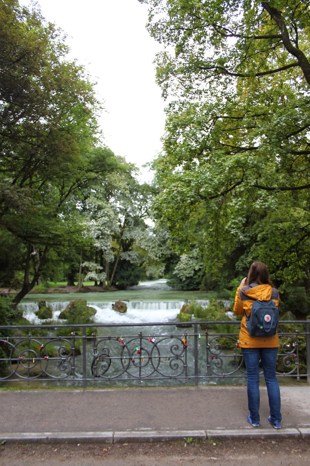 Englischer Garten in München
