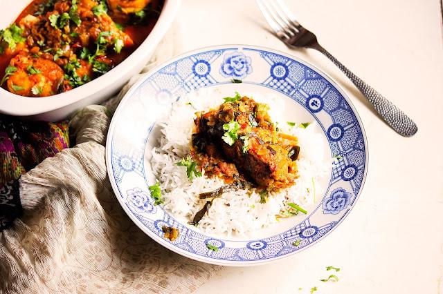 bengali pyaj koli recipe