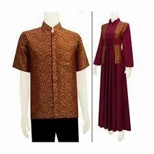 Model baju batik kerja kombinasi untuk pria - Fashion Terbaru Modern ...