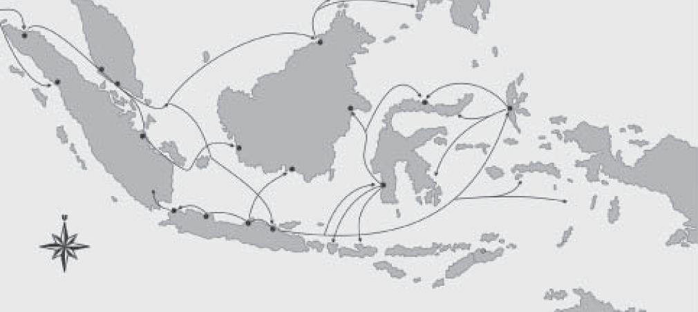 Jalur Masuknya Islam ke Indonesia | Berpendidikan