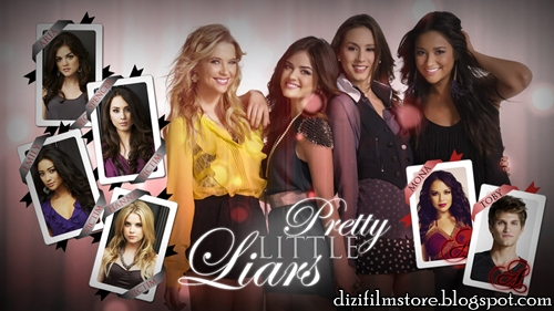 Pretty little liars 3. sezon 20. bölümü ile 19 şubat 2013, salı