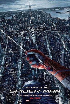 Watch The Amazing Spider-Man (2012) Movie Poster