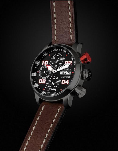 Aviator Professional Edition brown
