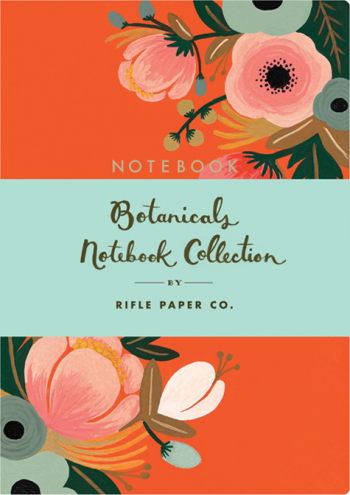 My Favorite Collections Series {Notebooks} @ Blissful Roots