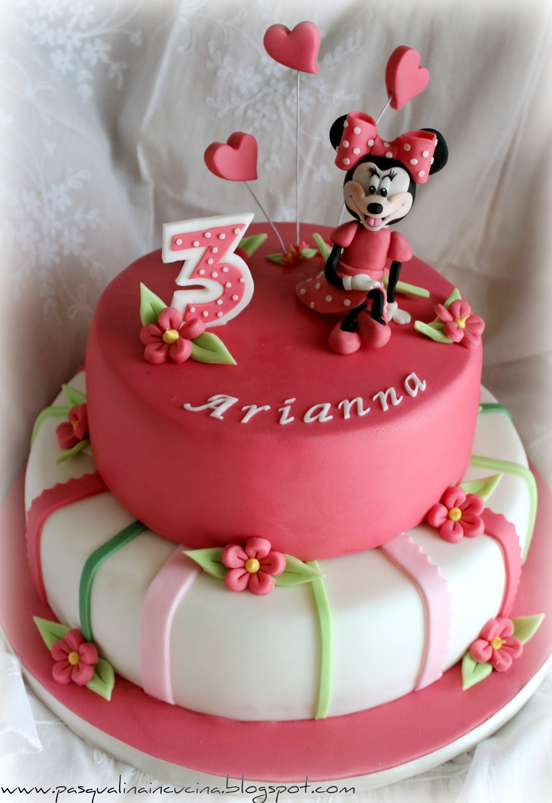 spesso Pasqualina in cucina: Una torta per Arianna EK11