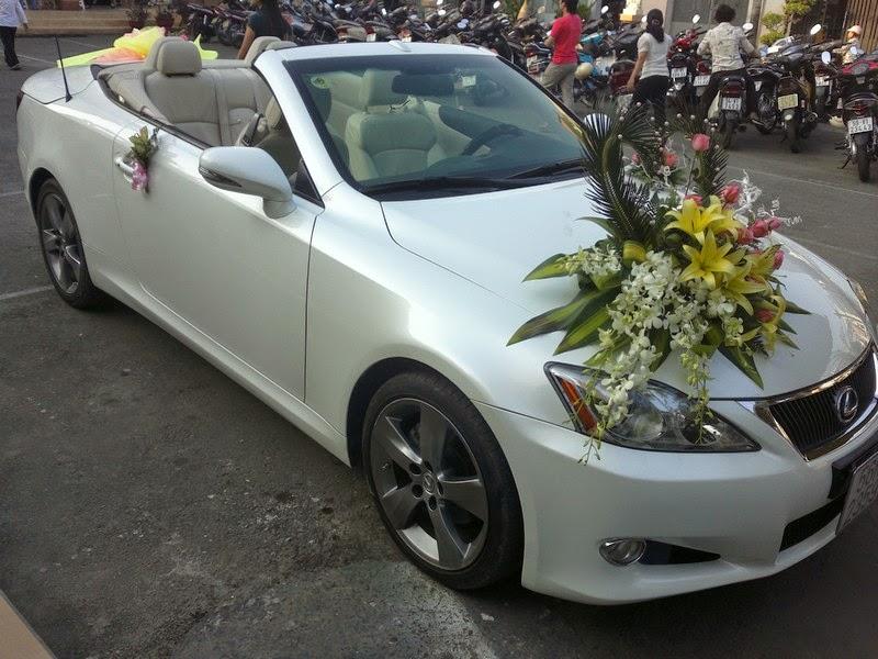 Cho thuê xe cưới Audi A5