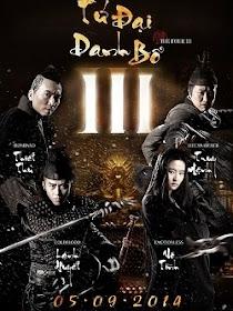 Tứ Đại Danh Bộ 3 - The Four 3 (2014)