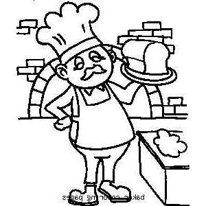 COMMUNITY WORKERS Coloring Pages