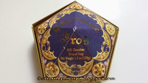 Eclectic Red Barn: Chocolate Frogs