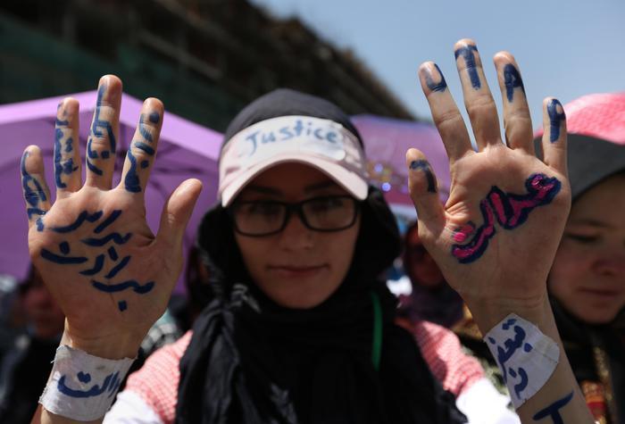 Kabul:Colpita una manifestazione di sciiti