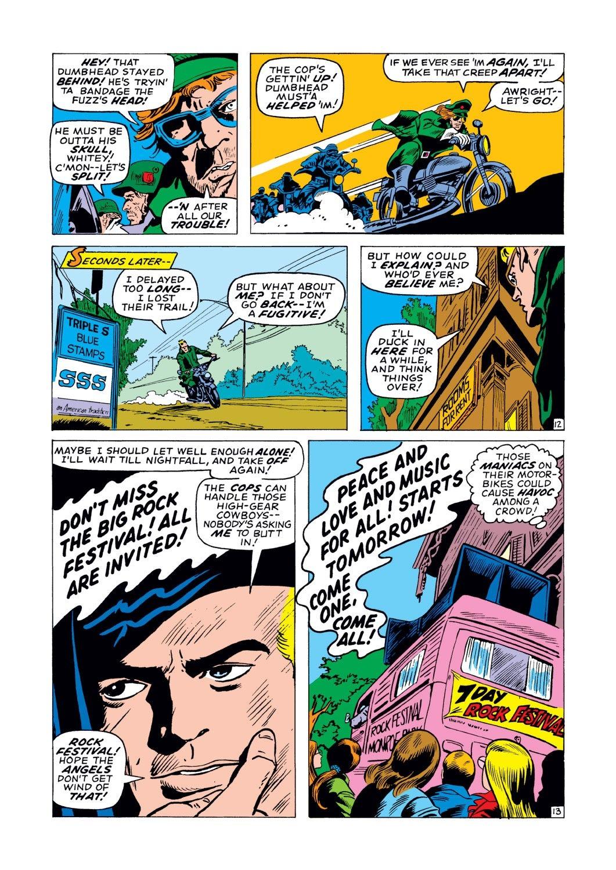 Captain America (1968) Issue #128 #42 - English 13