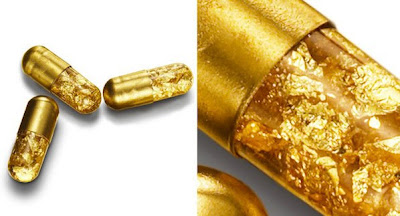 24K Gold Pills Will Make Luxury Addicts Poop Gold