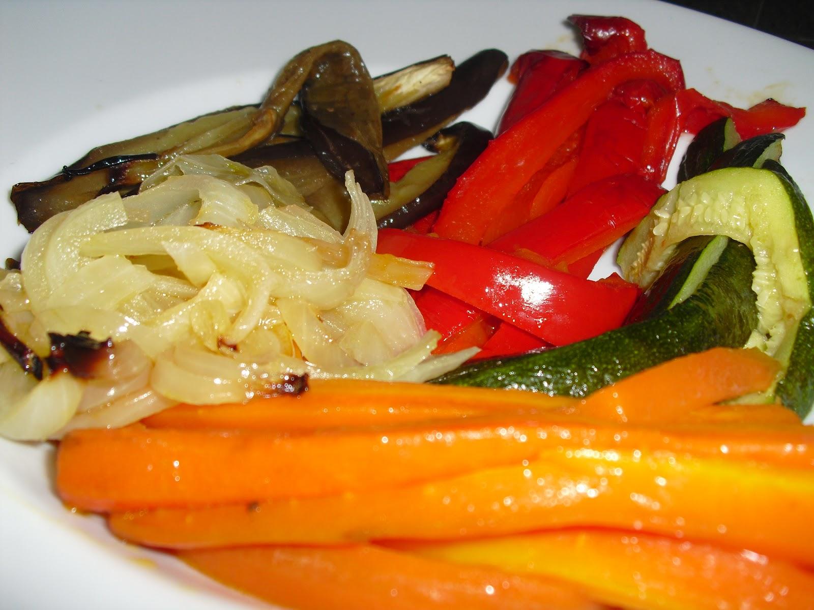 Me gusta cocinar verduras al horno - Cocinar verduras al horno ...