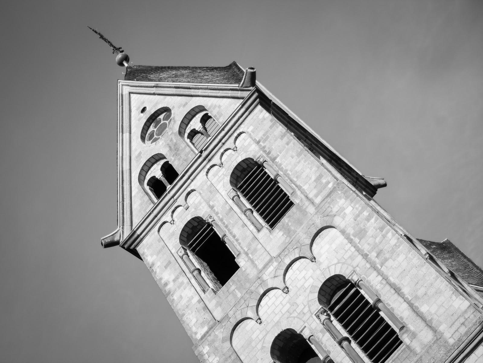 Kirche Abriss in Immerath Garzweiler Reportagefotografie Andreas Blauth