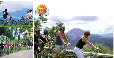 Cycling With Bali Adventure Tours