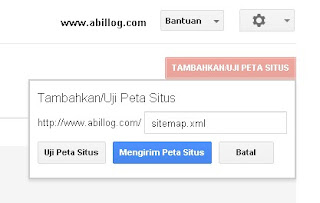 Cara Submit Sitemap Custom Domain Di Webmaster Tool