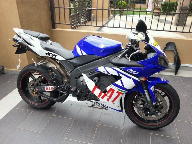 Super great sportbikes for sale yamaha yzf r1 2006 fiat sold for 2006 yamaha r1