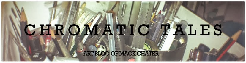 //Chromatic Tales - Art Blog of Mack Chater//