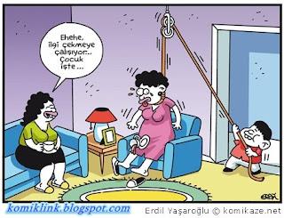 Evlilik Karikatürleri