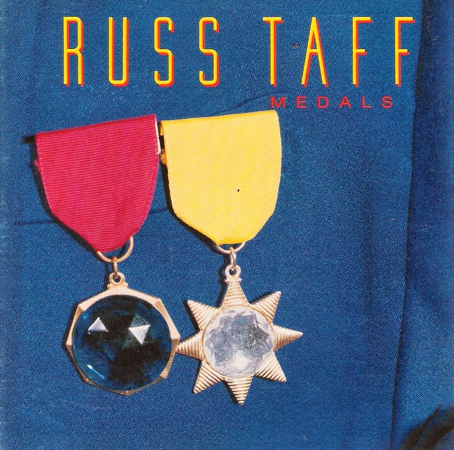 Russ Taff Medals 1985 aor melodic rock
