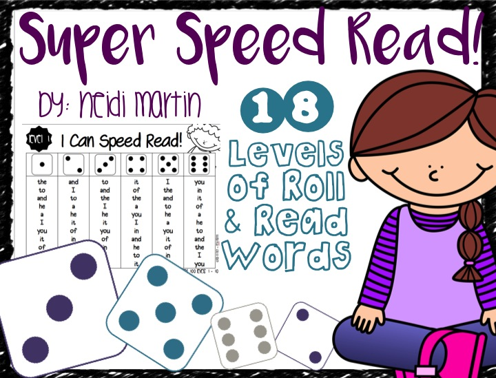 Super Speed Read ALL YEAR!