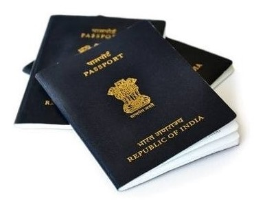 Republic of India- Passport