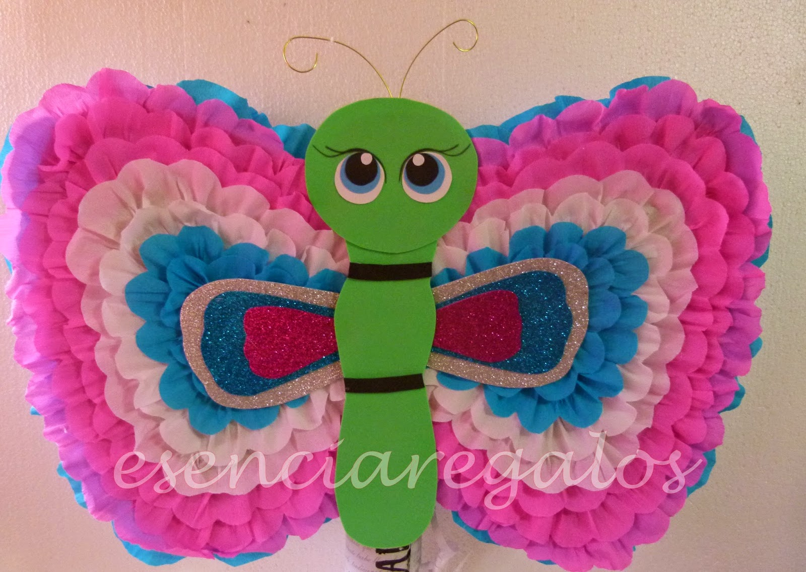 Esencia regalos pi ata mariposa - Regalos para pinatas ...