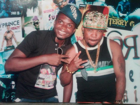 K01 met Oritse Femi live @ Ikorodu.