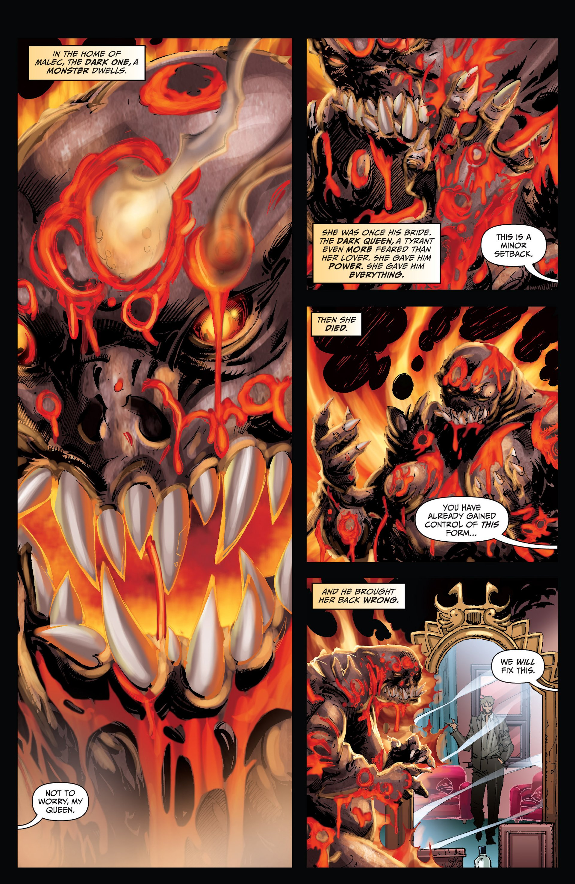 Grimm Fairy Tales (2005) Issue #88 #91 - English 5
