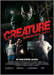 capa Download   Creature   DVDSCR AVi (2011)