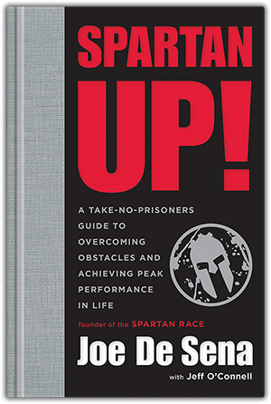 Spartan Up! The Book