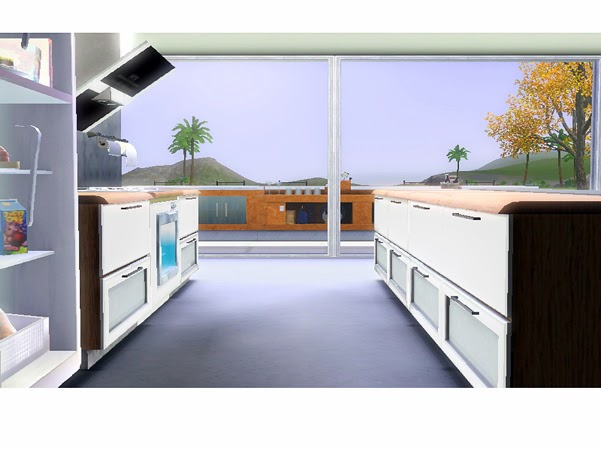 BOX HOUSE ver.2 THE SIMS 3
